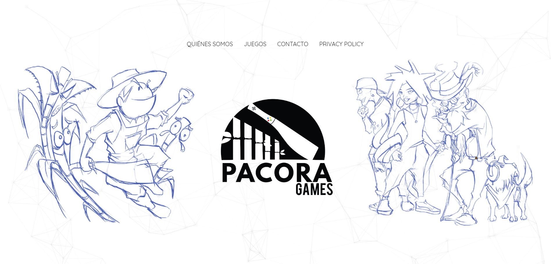Pacora Games HOME