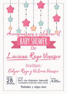 Evento baby shower