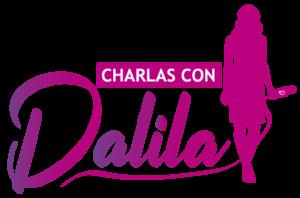 Logo charlas con Dalila